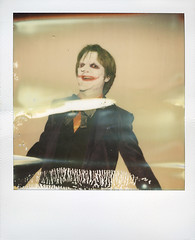 The Joker (This Is A Wake Up Call) Tags: project polaroid 600 dragoncon impossible slr680se dragoncon2014