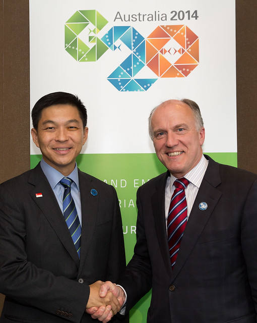 G20 Labour and Employment Ministers meeting, Melbourne, September 2014