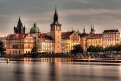 Prague LE (beelzebub2011) Tags: longexposure europe prague czechrepublic hdr vlatavariver highdynamicresolution