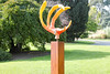 SUNBURST BY AYELET LALOR - SCULPTURE IN CONTEXT 2014 Ref-4576