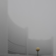 Elusive forms (Nespyxel) Tags: vienna wien lamp fog streetlamp forms elusive fleeting nebbia nespyxel stefanoscarselli