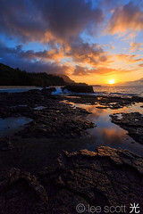 2E9A5000 (lee scott ) Tags: ocean sea usa seascape beach nature island hawaii outdoor kauai coastline makai leescott makana lumis mauka lumahai lumahaibeach rightsmanaged makanaridge rightmanaged lightsourcephotographybyleescott lumahaitouristsbeach lumahaisunset