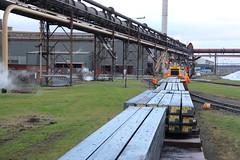 IMG_0783   British Steel, Scunthorpe (SomeBlokeTakingPhotos) Tags: britishsteel steel steelworks steelmill steelindustry stahlwerk stahl heavyindustry manufacturing industrialrailway torpedocar