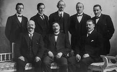PEM-ROG-00092 Styret i håndverkerforeningen i 1922