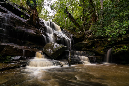 Somersby Falls, Half Fall