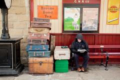Waiting for The Flying Scotsman (Yates.Photography) Tags: waitingforthetrain ramsbottom lancashire