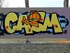 Graffiti Couwenhoek (oerendhard1) Tags: graffiti streetart urban art rotterdam couwenhoek casm