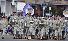 (lcross4) Tags: asbury park st patricks parade 2017 band marching