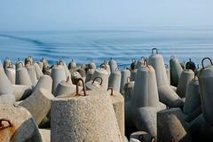 "Calm sea (Piotr Tylski) Tags: wladyslawowo fujifilmxe1"" fuji poland polska wejherowo landscape vacations nature art europe travel macphun luminar sea baltic water"