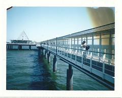 Usedom 26.05.14 (www.polarismus.com) Tags: beach polaroid geburtstag usedom ee100 fujifp100csilk polarismus