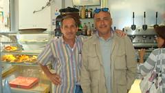 Con il mio amico Umberto Panzariello (gennaro49.daria) Tags: panorama napoli palazzoreale piazzadelplebiscito galleriaumberto gennarodaria