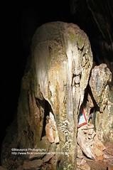 Kampot, Phnom Chhnork, Elephant rock (blauepics) Tags: elephant rocks cambodia kambodscha khmer formation cave elefant phnom hhle kampot felsen chhnork