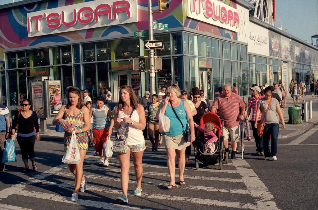 Itsugar Coney Island