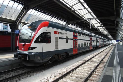 Zwiterland, Zurich, SBB-CFF-FFS RABe 514