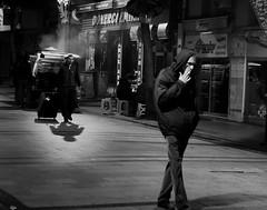 dram night izmir (anilaydn) Tags: street people black sexy night turkey dark 50mm popular izmir karyaka canon600d