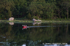 Peaceful Evening on the Cove (James0806) Tags: rhodeisland kayaks wickford summerevenings wickfordcove
