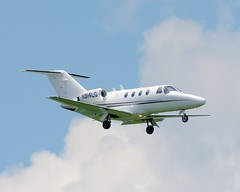 Cessna 525   -   DSC_9790-copyfl (mwomack77479) Tags: aircraft jet turbofan corporatejet cessna525 d7100 sigma50500mmos