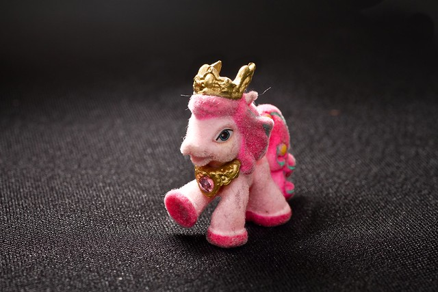 My little pink pony