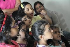 Arthi Anand's Storytelling Express (Pratham Books) Tags: children reading stories champions storytelling prathambooks