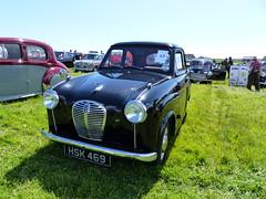 P1020943. HSK 469  1954 Austin A30 (ronnie.cameron2009) Tags: austin scotland scottish caithness a30 johnogroats scottishhighlands highlandsofscotland sutherlandcaithness vehiclerally