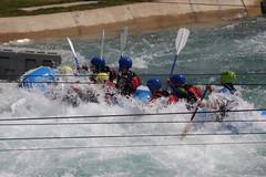 Lee Valley (58) (Steve N London) Tags: england kayak rafting hertfordshire walthamabbey leevalley whitewatercentre 2012olympicvenue 12thjune2014
