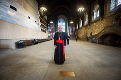 Cardinal Vincent in Parliament-1-4 (Catholic Church (England and Wales)) Tags: architecture cardinal vincent parliament