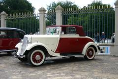 Renault Monaquatre (1934) (martin.w1) Tags: classiccar renault apeldoorn concoursdelegance monaquatre