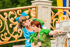 Wendy Darling (Andy.Sabis) Tags: princess pirates peterpan disney wdw waltdisneyworld wendy magickingdom cinderellascastle wendydarling dreamalongwithmickey facecharacter dreamalong wdwphotography magickingdom®park