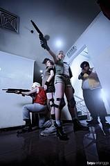 Door Breaching (bayuierl) Tags: anime japan movie army gun cosplay f4 10mm metalslug nex6 sel1018