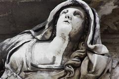 Santa Maria della Salute (michael_hamburg69) Tags: italien venice italy sculpture church female europe italia kirche skulptur venezia venedig santamariadellasalute venetien