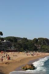 Cala Rovira (Albert T M) Tags: catalonia catalunya costabrava cala platja camideronda catalogne mediterrani platjadaro calarovira