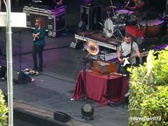 Anna Calvi - Teatro Romano (soundcheck) - Verona 22-06-2014 (streetspirit73) Tags: anna teatro one calvi breath romano verona soundcheck