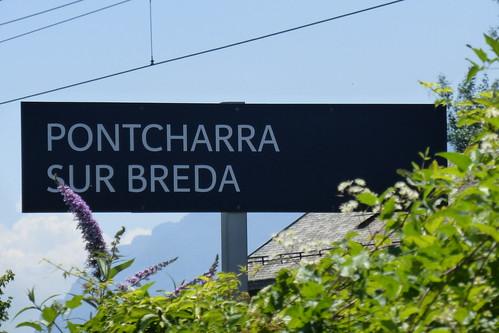 Pontcharra sur Bréda