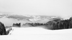 Reiteralm Panorama (www.toprq.com/iphone) Tags: winter panorama snow mountains alps car fog austria landscapes skiing lift cable panoramic hills berge gondola photostream slopes reiteralm 500px
