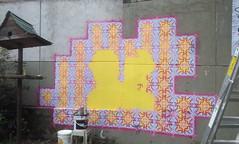 Nostalgia (deniti) Tags: color colour stencil war colombia peace guerra paz medelln plantilla deniti