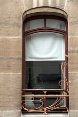 Fentre / Window (Umberto Luparelli) Tags: bruxelles unesco artnouveau victorhorta ph084