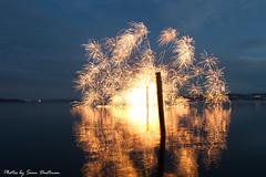 4thofJuly14-352 (dustmans) Tags: water island harbor washington oak fireworks 4th july pnw whidbey 2014