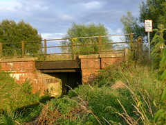Yatton (neiljennings51) Tags: bridge north railway somerset line moor footpath yatton