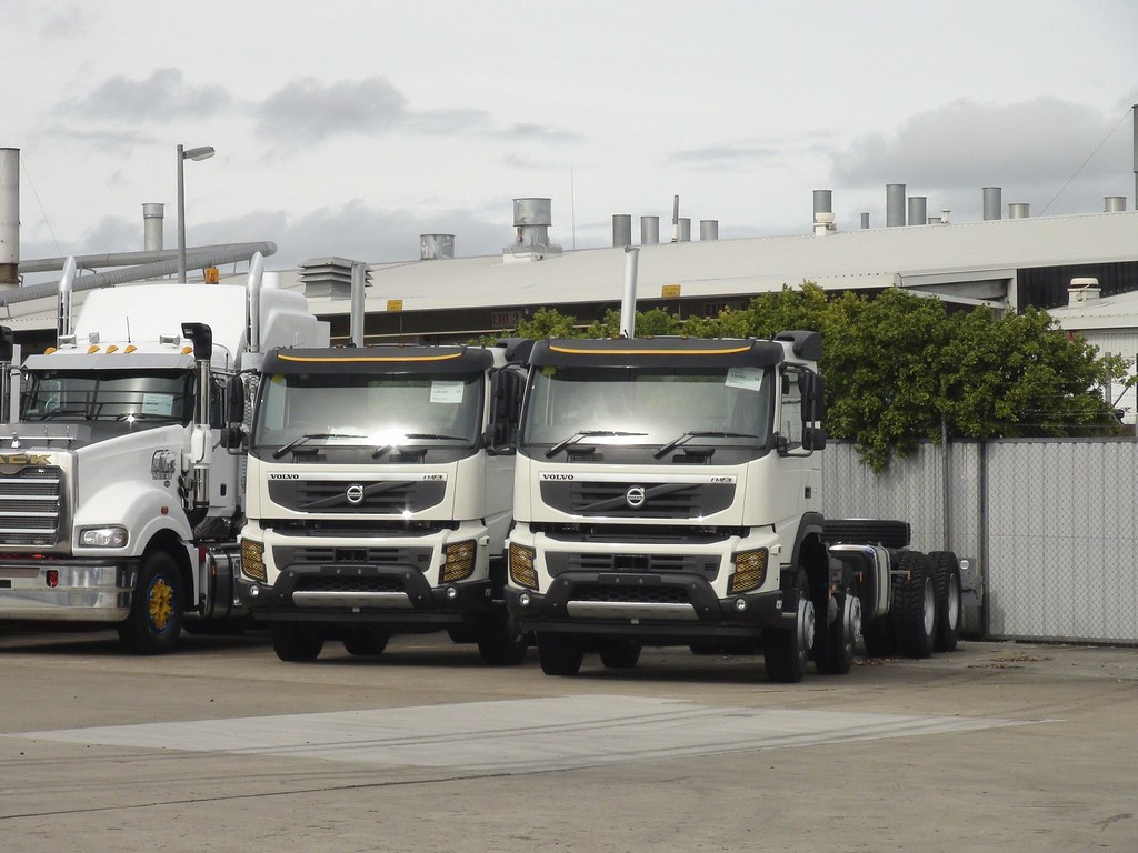 Volvo Trucks Wacol Automotive Manufacturing Not Dead In