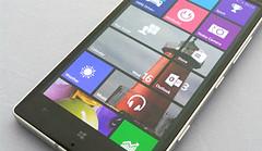 Nokia Lumia 930 UI