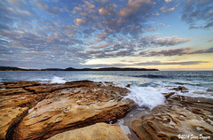 0S1A1452 (Steve Daggar) Tags: sunset seascape landscape umina seascap