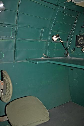Douglas C-47A Skytrain (42-92841) Navigator