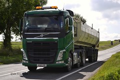 Volvo FH Midland Quarry Products (SJS Truck & Transport Photography.) Tags: volvo transport trucks products quarry midlands lorries tippers haulage