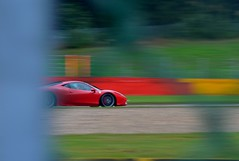 458 is comming spa-francorchamps (raphaelhusquinet) Tags: road new red wild sun love beauty car rain monster race speed fun toy rouge fan amazing hp eyes italia noir ride belgium belgique muscle fat extreme dream engine machine like fast tags ferrari pit voiture days turbo killer sound winner passion devil beast omg circuit spa rare legal furious hunters racer trackday vitesse fastandfurious spafrancorchamps rsr exception worldcars