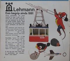 Lehmann (streamer020nl) Tags: tom lulu tiger 1966 f11 1965 lehmann ihi rigi kabelbaan klimaap speelgoedboek nunubaby
