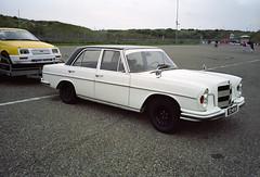 Mercedes 250 SE - 1966 (Ronald_H) Tags: film mercedes se olympus 1966 stylus epic mjuii 250 2014 7241bx