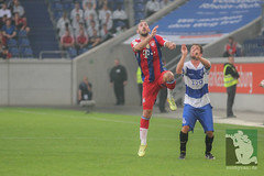 """Vorbereitungsspiel MSV Duisburg vs. FC Bayern Muenchen • <a style=""""font-size:0.8em;"""" href=""""http://www.flickr.com/photos/64442770@N03/14735118223/"""" target=""""_blank"""">View on Flickr</a>"""