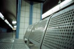 Zeche Constantin (Underground) (somekeepsakes) Tags: analog lca ubahn analogue bochum fujic200