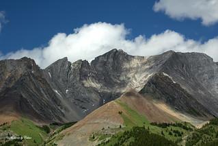 Mountain Swirls