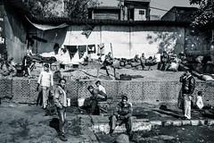 _MG_3274 (gaujourfrancoise) Tags: voyage travel bw india asia delhi poor streetphotography nb bombay asie newdelhi slums inde olddelhi bidonvilles pauvres mumbaï gaujour